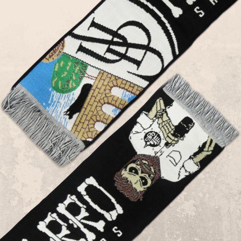 bufanda de futbol personalizada ciudad rodrigo
